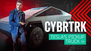 Download I Rode In Tesla's Cybertruck And It's Beautiful (On The Inside) Mp3 and Videos