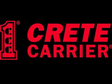 Crete Carrier Corp. - Orientation, Day 1