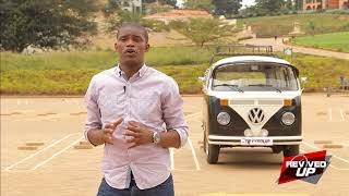 REVVED UP RWANDA - 1976 VW KOMBI