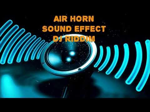 Laser Air Horn - DJ Sound Effect - New Sound 2018