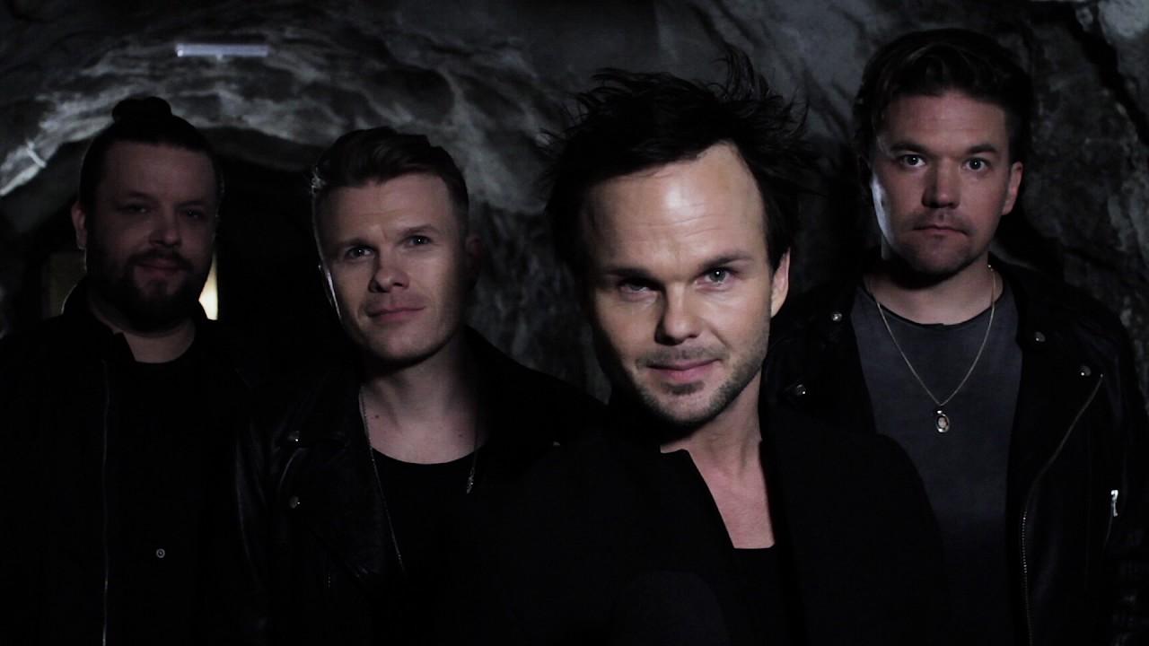 The Rasmus - Paradise (Announcement) - YouTube