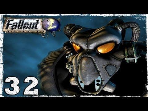 Смотреть прохождение игры Fallout 2. Серия 32 - Нью-Рино.