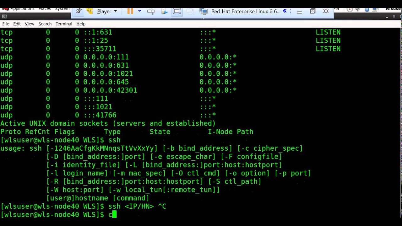 linux network troubleshooting commands pdf