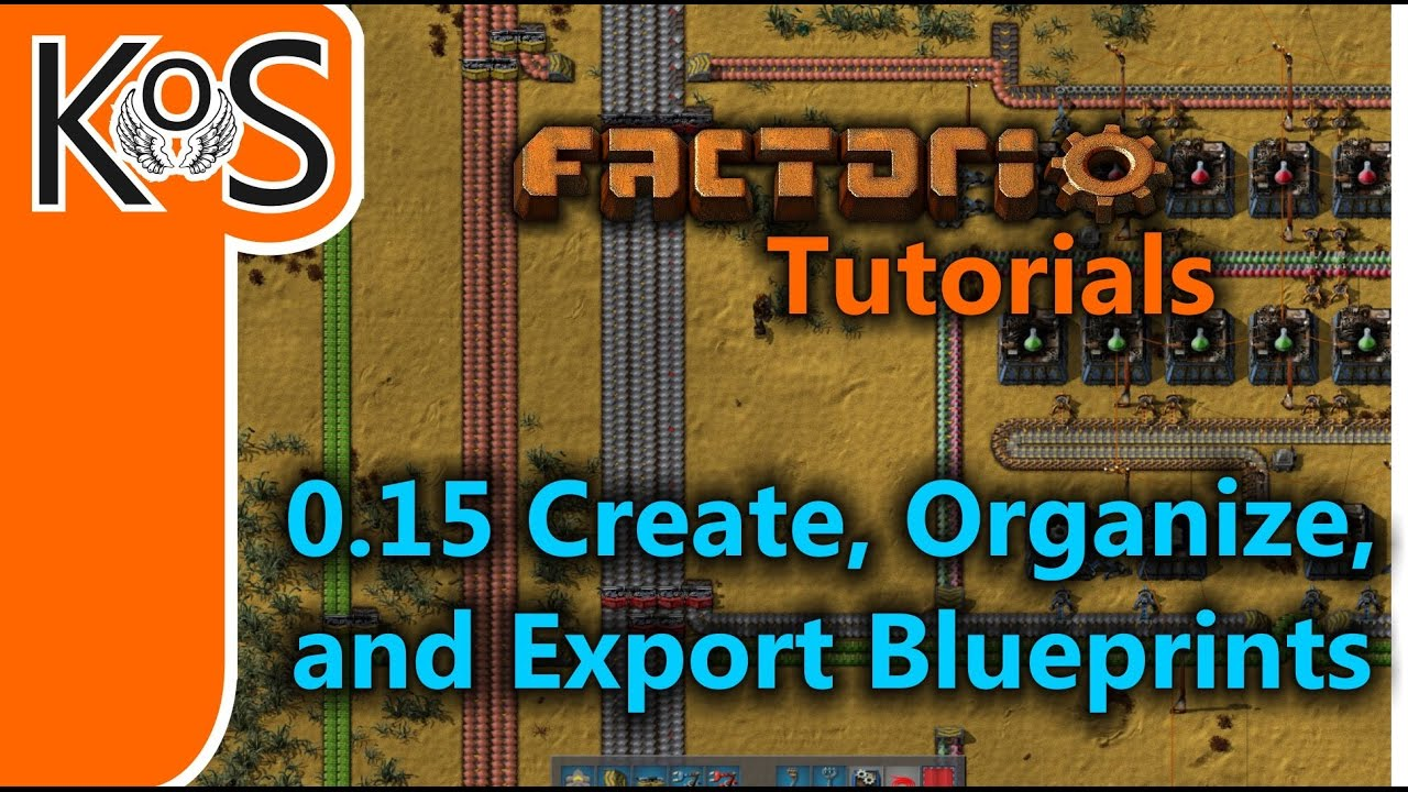 Steam Community :: Video :: Factorio Tutorials: 0 15 How to Create