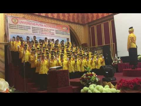 Demi Matahari - Koir Universiti Putra Indonesia - YPTK, Padang.