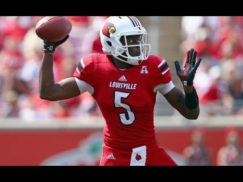 2014 Mock NFL Draft (Picks 17-22): A Suprise Team For Bridgewater
