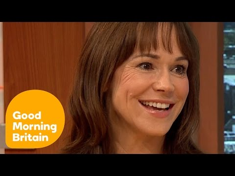 Frances O'Connor On Mr Selfridge And Turning Down Downton Abbey | Good Morning Britain