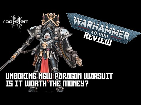 Are the New Paragon Warsuits worth their price?