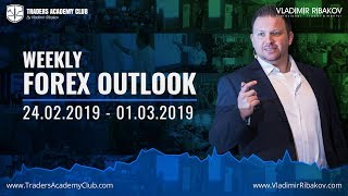 Weekly Forex Forecast 24th February – 1st March 2019