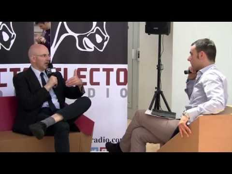 Leonardo De Chirico - Intervista ELECTO RADIO - Salone del Libro 2015