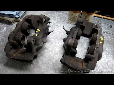 Thumbnail: How To Rebuild Brake Calipers