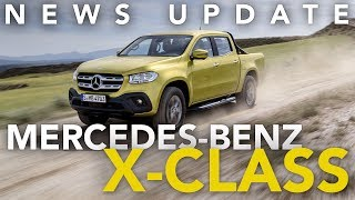 Mercedes X-Class, Buick Regal GS, BMW M8, Baby NSX and More: Weekly News Roundup