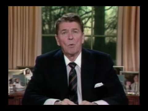 Rhetorical analysis of Reagan The Challenger Speech