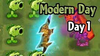 Video Plants vs Zombies 2 - Modern Day - Day 1: Portals download MP3, 3GP, MP4, WEBM, AVI, FLV Oktober 2018