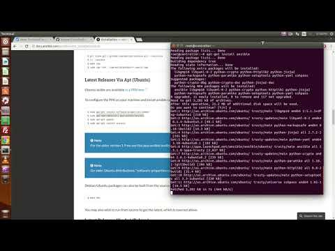 Create Play framework build and deploy using Ansible Part 1