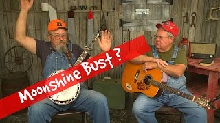 Moonshine Bust The Moron Brothers