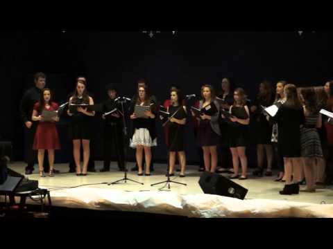 Strayhorn High School Choir Christmas 2015