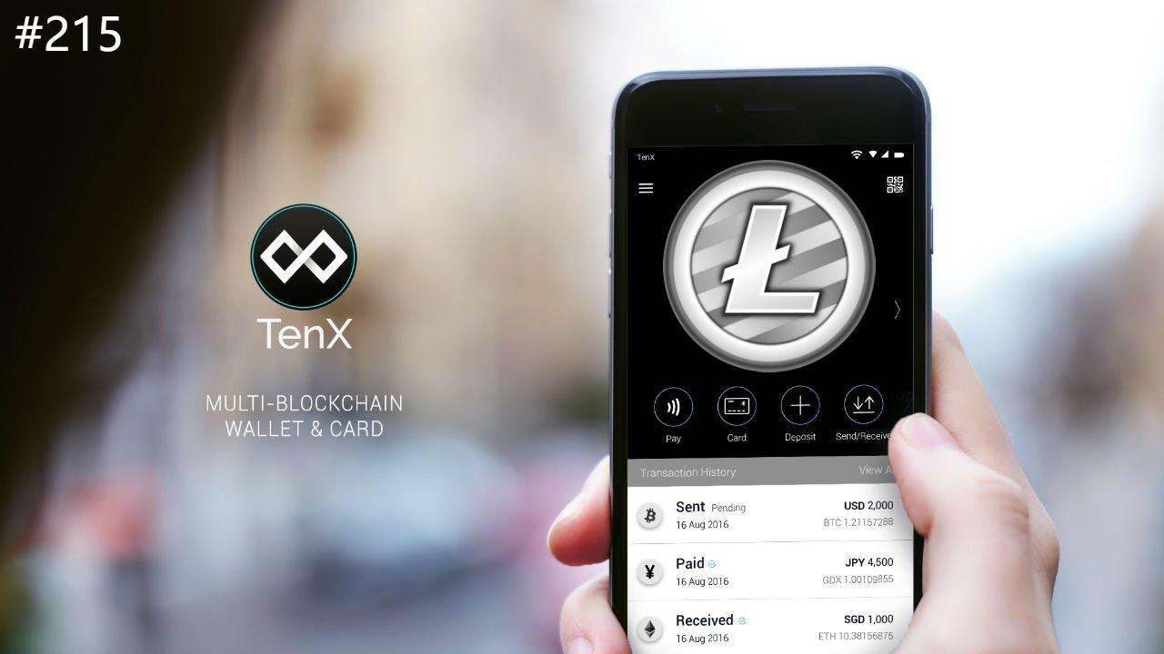 Litecoin hợp tác TenX: Debit Card sẽ sớm thành hiện thực?