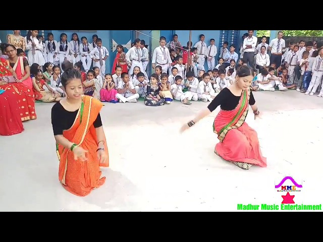 maitiko aagani by bishnu majhi/Teej special program/ft:Tulsi,Rama/Sunlight school Lamahi