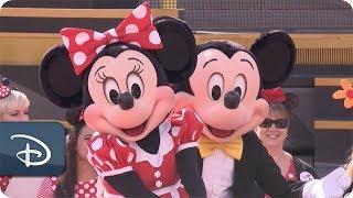 #DisneyParksLIVE: Minnie's #RockTheDots Sendoff Celebration