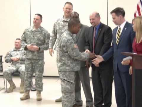 Immigration Services Celebrates Grand Opening of Fort Benning Office