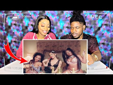 Ariana Grande - 34+35 Remix (feat. Doja Cat and Megan Thee Stallion) REACTION VIDEO
