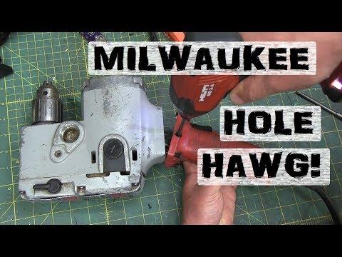BOLTR: Milwaukee Hole Hawg | Long Term Quality