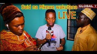 Varangati Laibuka , Said Aliyetobolewa Macho na Scorpion, Mkewe Waanza Kugawana Mali