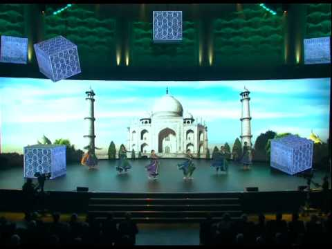 #MakeInIndia: Indian cultural performance at the Inaugural Session of Hannover Messe