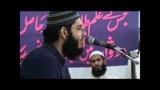 fahad shah maa nazam in iqra new karachi.flv