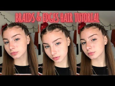 Rubber Band Ponytails Baddie Hairstyles Ft Hairspells Esme