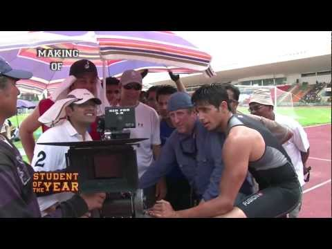 Making of the movie 'Student Of The Year'