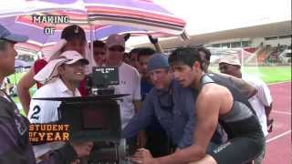 Making of the movie