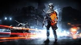 Battlefield 3 Multiplayer Gameplay-Knife and Defi only server (HD)