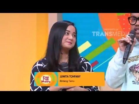 PAGI PAGI PASTI HAPPY - Juwita Tohfani Dilarang Pakai Nama Bahar ! (26/2/18) Part 1