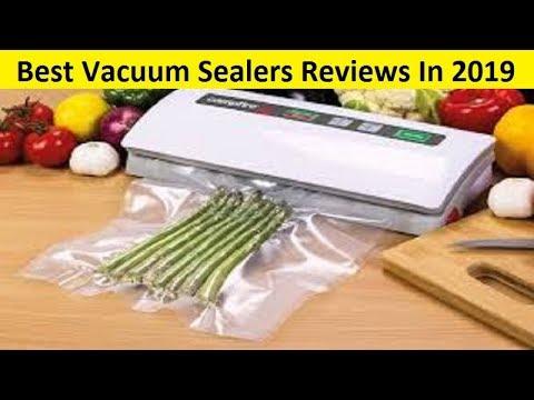 Best Vacuum Sealer 2020.Top 3 Best Vacuum Sealers Reviews In 2020 Youtube