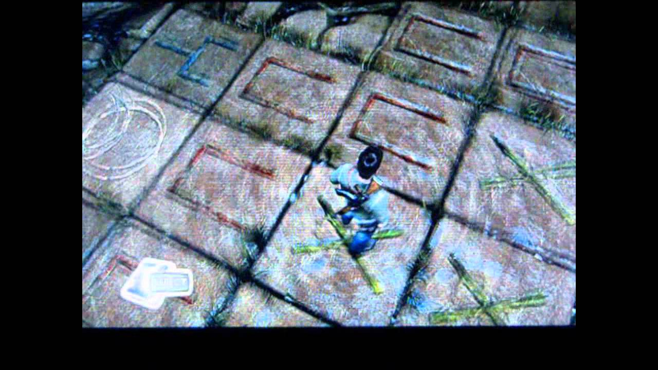 Uncharted 3 Drakes Deception Tile Puzzle Solve Youtube