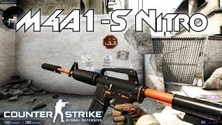 CSGO - Open Contract - M4A1-S Nitro