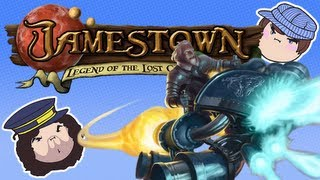 Jamestown: Legend of the Lost Colony - Steam Train