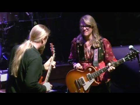 "Tedeschi Trucks Band, ""Whipping Post,"" 12/2/2017, Boston, MA"