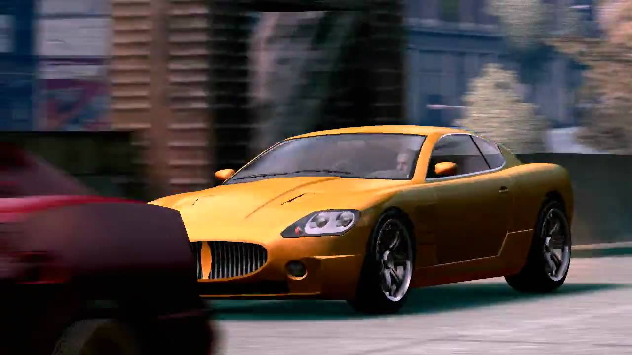 Grand Theft Auto: Episodes from Liberty City TV Spot - YouTube