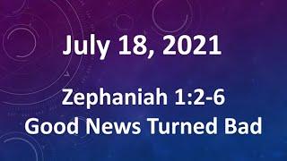 7/18/21 Pastor Sparky