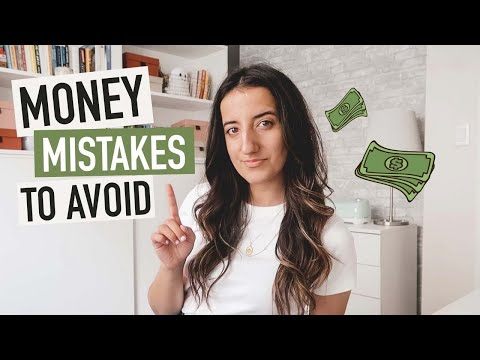 MONEY MISTAKES to AVOID In Your 20s | saving, investing, retirement & more
