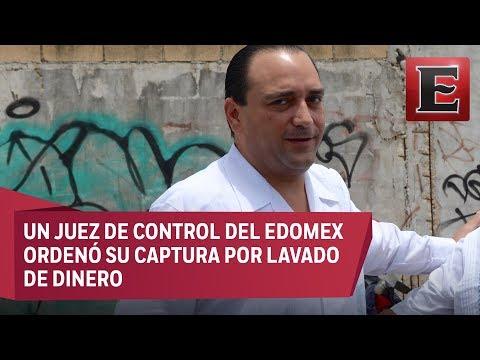 Roberto Borge comparecerá en un juzgado de Nezahualcóyotl tras su llegada a México
