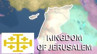 ROBLOX - Rise of Nations: Forming the Kingdom of Jerusalem