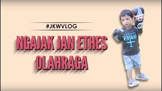 Download Video #JKWVLOG Ngajak Jan Ethes Olahraga MP3 3GP MP4