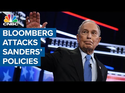 Bloomberg to Sanders: The best-known socialist in the country is a millionaire with three houses