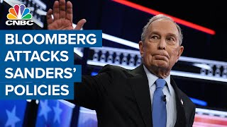Download Mp3 Bloomberg To Sanders: The Best-known Socialist In The Country Is A Millionaire W Gudang lagu