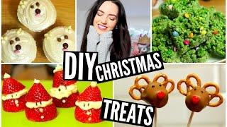 DIY Easy Christmas Treats | velvetgh0st ♡ Thumbnail