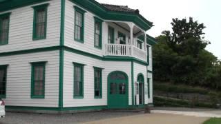 2010旧桧山爾志郡役所(江差町郷土資料館)